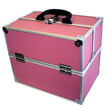Kosmetikkoffer Schminkkoffer Beauty Case Multikoffer Koffer -