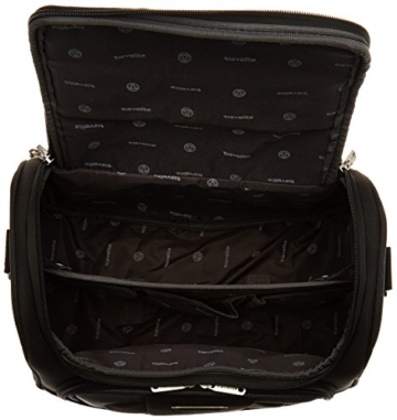 Travelite Orlando Beauty Case, Schwarz, 20 Liter -